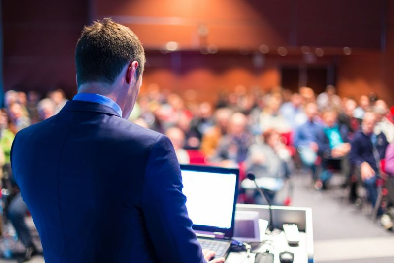 How to make your first presentation, or Is it worth to start giving talks