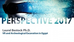 8  Laurel Bestock Ph D    VR and Archeological Excavation in Egypt
